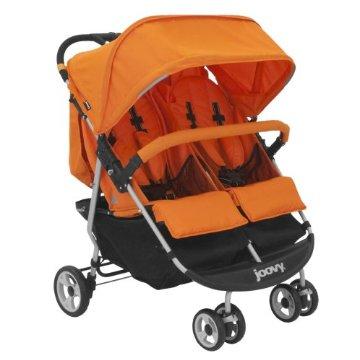 Joovy Scooter X2 Double Stroller (Orangie)