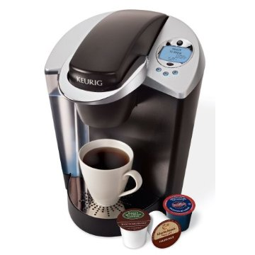 Keurig K65 Special Edition Gourmet Single-Cup Brewing System with Water Filter Kit