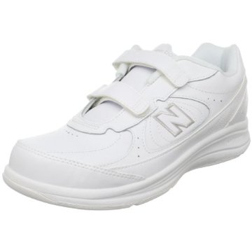 reputable site 31e05 4aed4 New Balance 577 Women s Walking Velcro Shoes (White)