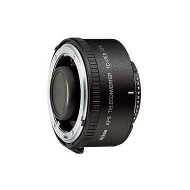 Nikon TC-17E II (1.7x) Teleconverter AF-S for Nikon Digital SLR Cameras
