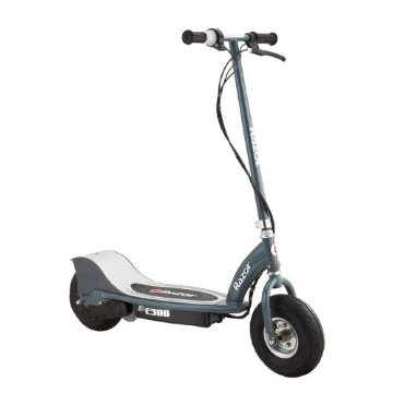 Razor E300 Electric Scooter (Matte Gray)