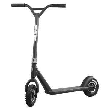 Razor Phase Two Dirt Scoot Pro Scooter (Black)