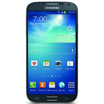 Samsung Galaxy S 4 Phone, Black (Verizon Wireless)