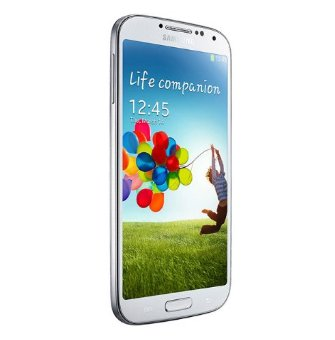 Samsung Galaxy S IV Factory Unlocked 4G Phone GT-i9500 (White)