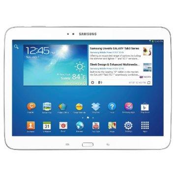 Samsung Galaxy Tab 3 10.1 Tablet (White)