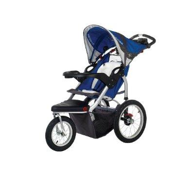Schwinn Turismo Swivel Jogging Stroller SC114