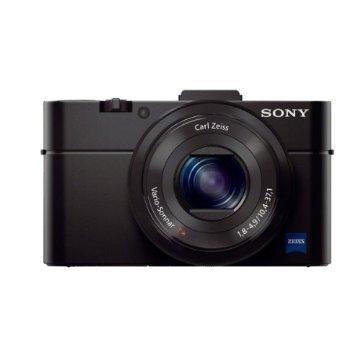 Sony Cyber-shot DSC-RX100M II 20.2MP Digital Camera