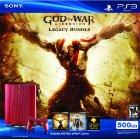 Sony Playstation3 500GB God of War Ascension Legacy Bundle