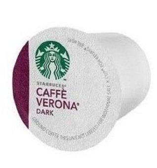 Starbucks Caffe Verona Dark Roast K-Cups (Box of 96)