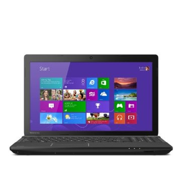 Toshiba Satellite C55D-A5240NR 15.6 Notebook with AMD E1 1.4GHz, 4GB RAM, 500GB HD, Windows 8