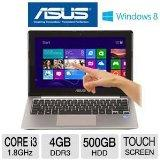 Asus VivoBook Q200E-BSI3T08 11.6  Touchscreen Notebook with Core i3, 4GB RAM, 500GB HD, Windows 8