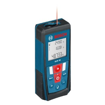 Bosch GLM 50 Laser Distance Measurer with 165-Feet Range