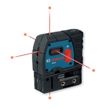 Bosch GPL5 5-Point Alignment Laser
