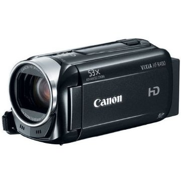 Canon Vixia HF R400 53x IS Zoom HD Camcorder