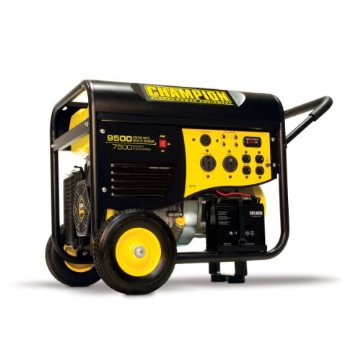 Champion 9500 Watt Portable Gas-Powered Generator