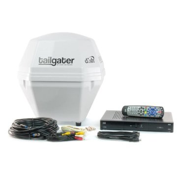 Dish Network ViP211K Tailgater Bundle with HD Receiver