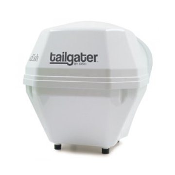 Dish Network VQ2500 Tailgater Portable Satellite Antenna by King Controls