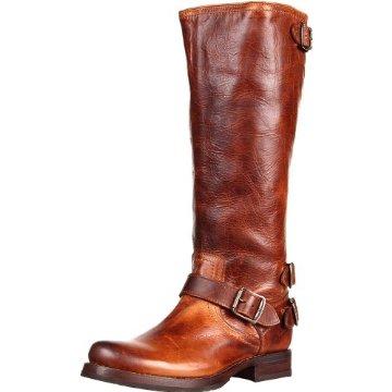 Frye Veronica Back Zip Boot (6 Color Options)