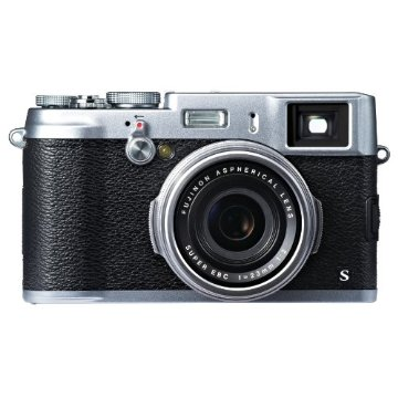 Fujifilm X100S 16MP Digital Camera with 23mm F2 Lens