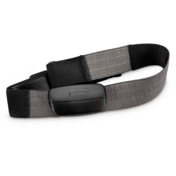 Garmin Premium Soft Strap Heart Rate Monitor (010-10997-07)
