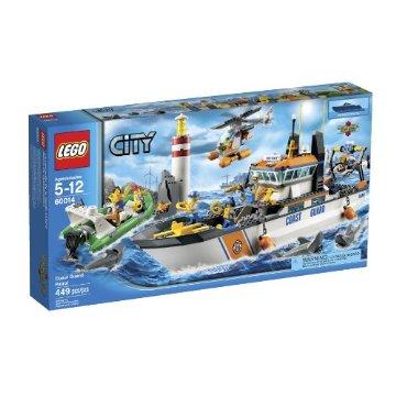 Lego Coast Guard Patrol (60014)