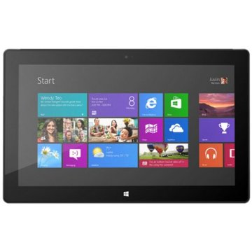 Microsoft Surface Pro 64GB Tablet with Windows 8 Pro