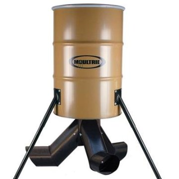 Moultrie 55 Gallon Protein Tripod Deer Feeder