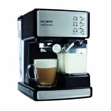 Mr. Coffee Café Barista Espresso Maker (BVMC-ECMP1000)