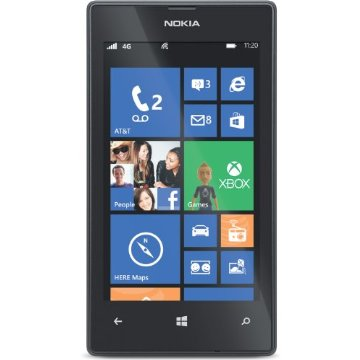 Nokia Lumia 520 GoPhone (AT&T, No Contract Required)