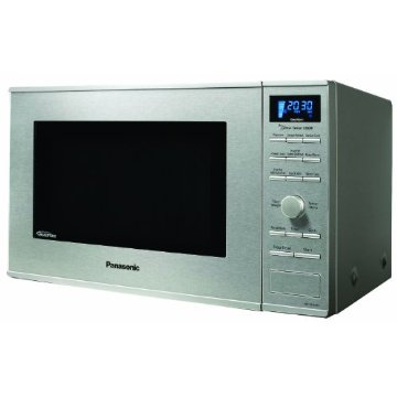 Panasonic NN-SD681S Genius Prestige Stainless Steel Microwave with Inverter Technology (1.2 cu. ft., 1200 Watt)