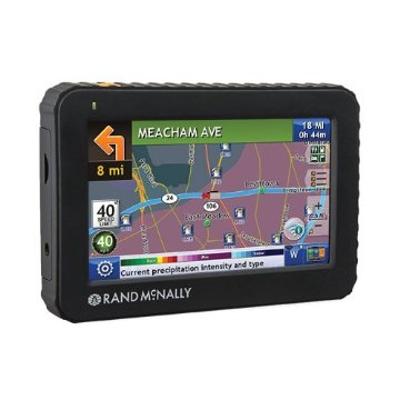 Rand McNally TND 520 Intelliroute Truck GPS with Lifetime Maps
