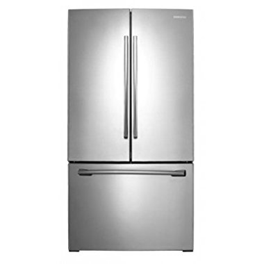 "Samsung RF260BEAESR 36"" French Door Stainless Steel Refrigerator"