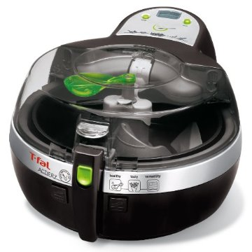 T-fal ActiFry Low-Fat Healthy Dishwasher Safe Multi-Cooker (FZ700251, Black)