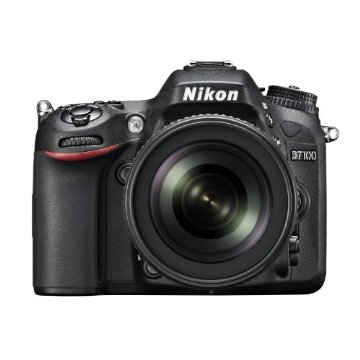 Nikon D7100 DX-Format CMOS 24.1MP Digital SLR (Body Only)