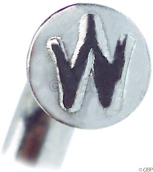 Wheelsmith Straight 2.0 Spokes 50 Bag (SS14-SIL-265)