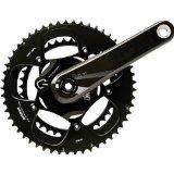 SRAM Elsa Quarq Powermeter Road Crankset (GXP Bottom Bracket, 175mm, 53/39T)