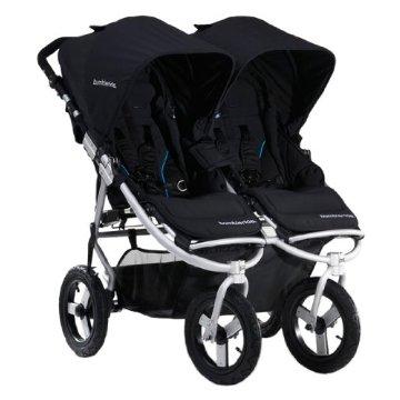 Bumbleride Indie Twin Stroller (Jet Black)
