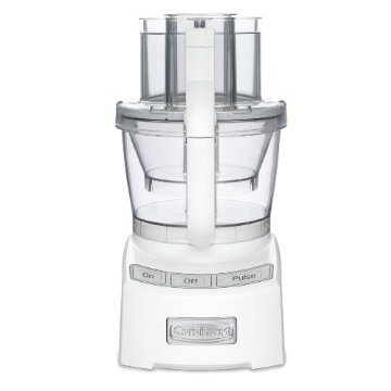 Cuisinart FP-12 Elite Collection 12-Cup Food Processor (White)