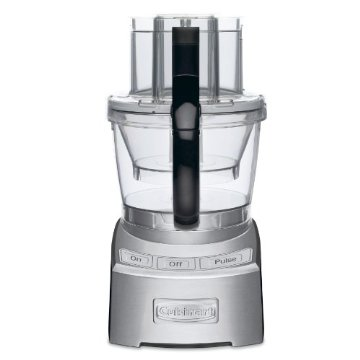Cuisinart FP-12DC Elite Collection 12-Cup Food Processor (Die-Cast Brushed Stainless Steel)