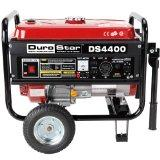 DuroStar DS4400 Gas Powered Portable Generator With Wheel Kit