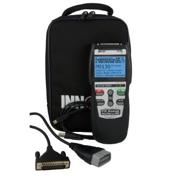 Equus Innova 3130c Diagnostic Scan Tool/Code Reader with Fix Assist for OBD2 Vehicles