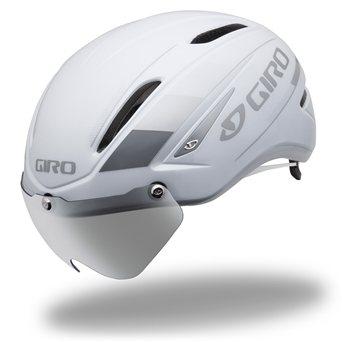 Giro Air Attack Shield Helmet (Silver)