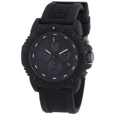 Luminox 3081.BO Colormark Carbon Reinforced Black Dial Men's Watch