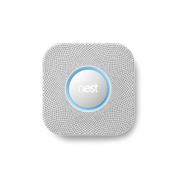 Nest Protect Smoke   Carbon Monoxide (Battery Powered)
