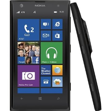 Nokia Lumia 1020 32GB GSM Unlocked Windows 8 Phone (Black)