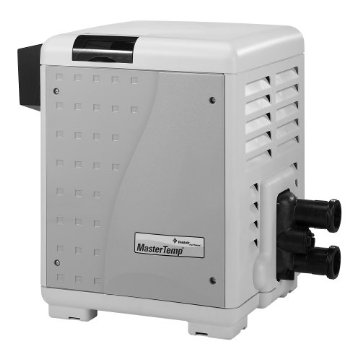 Pentair MasterTemp 250k BTU Natural Gas Pool & Spa Heater (460732)