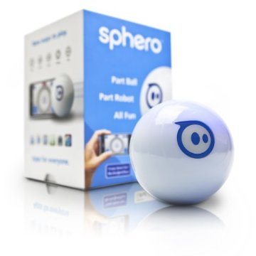 Sphero Robotic Gaming System Ball for iOS and Android