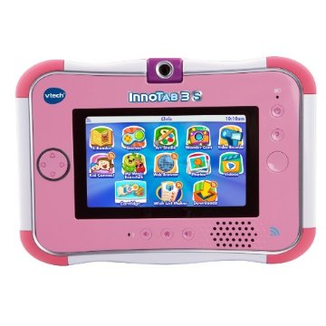 VTech InnoTab 3S The Wi-Fi Learning Tablet (Pink)