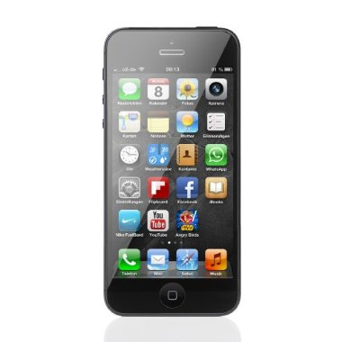 Apple iPhone 5 32GB Factory Unlocked (Black)