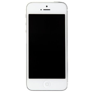 Apple iPhone 5 32GB Factory Unlocked GSM Phone (White)